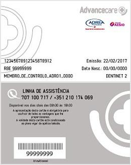 advancecare adrea cartão plano de saúde no dentista