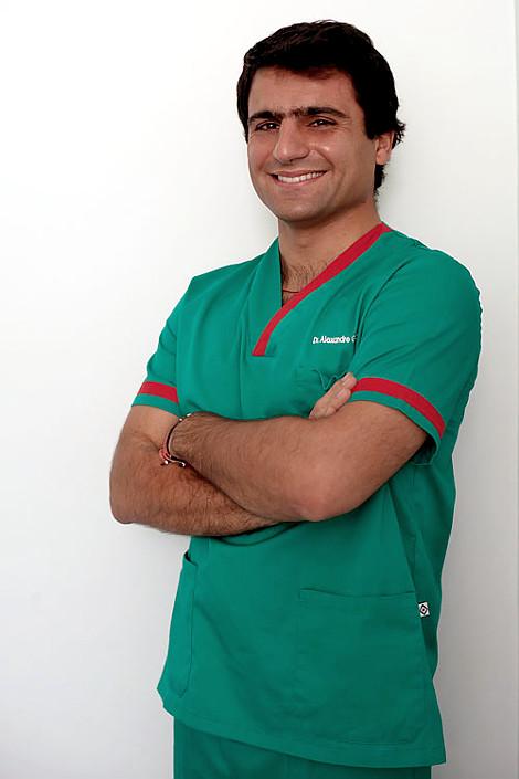 Dr. Alexandre Goulão (Médico Dentista)