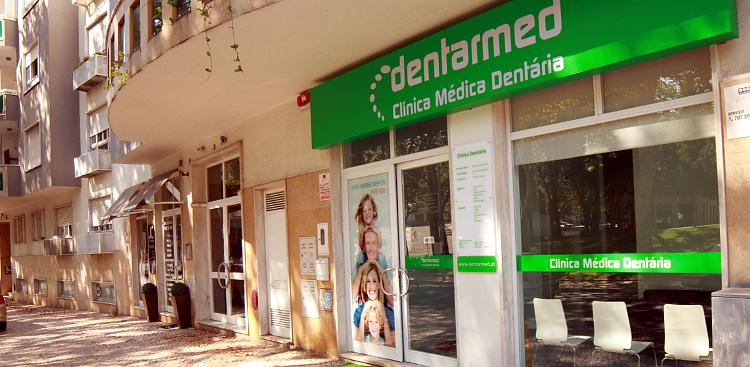 dentarmed a sua consulta de dentista em Almada