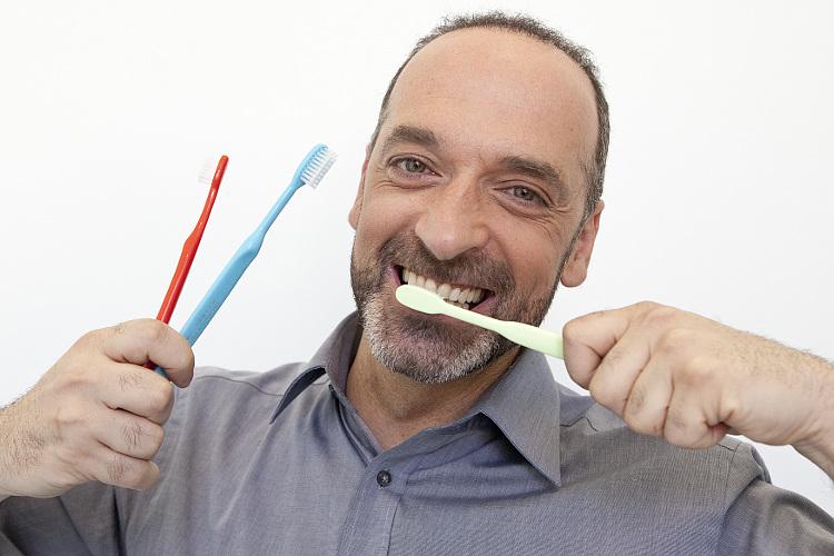 prevenção da saúde oral