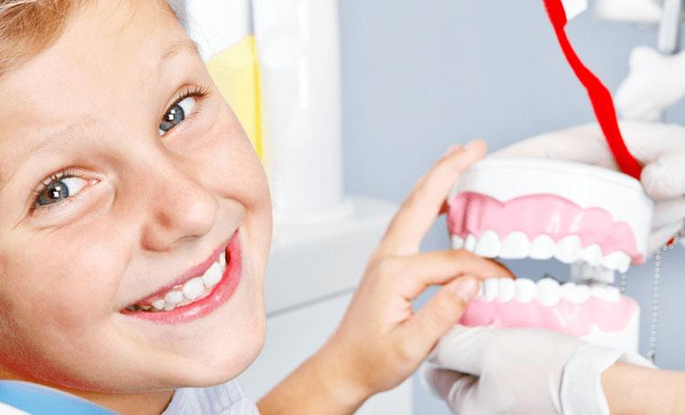 Higiene oral nas Crianças